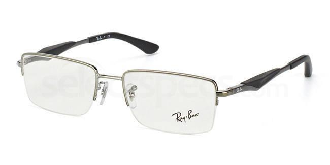 2502 RX6285 Glasses, Ray-Ban