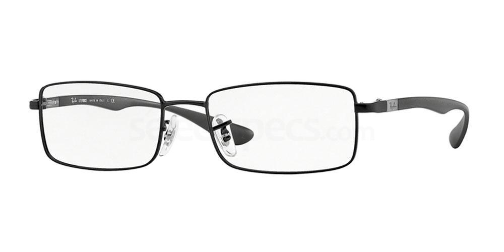 2509 RX6286 Glasses, Ray-Ban