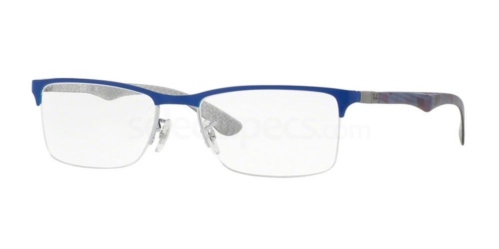 2891 RX8413 Glasses, Ray-Ban