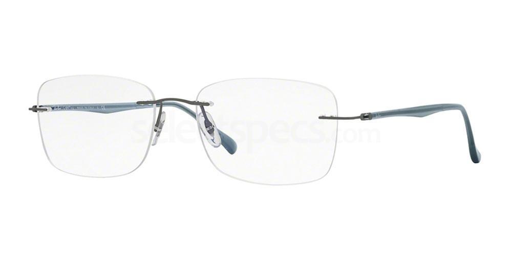 1028 RX8725 Glasses, Ray-Ban
