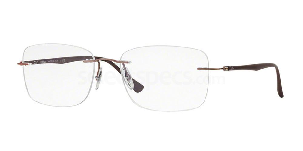 1131 RX8725 Glasses, Ray-Ban