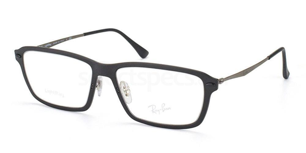 2077 RX7038 Glasses, Ray-Ban