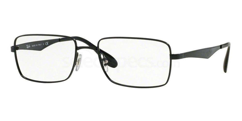 2509 RX6329 Glasses, Ray-Ban