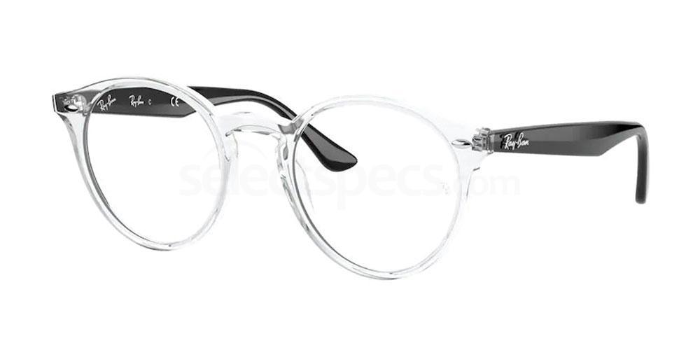 5943 RX2180V Glasses, Ray-Ban