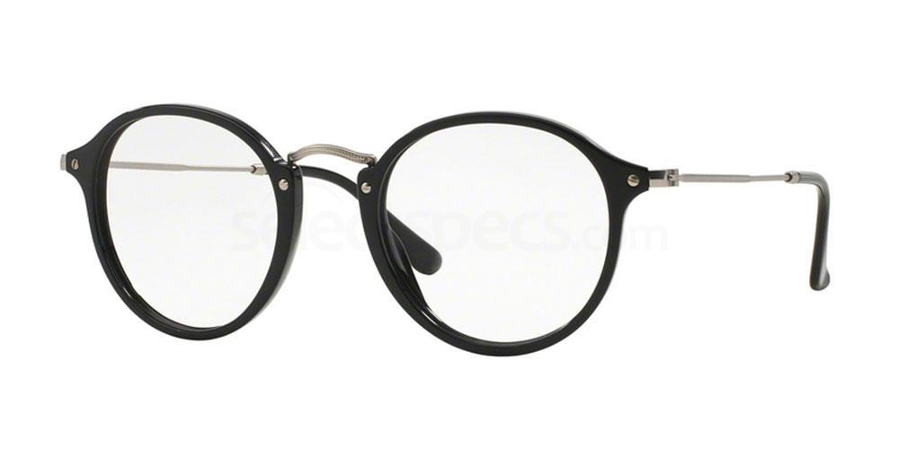 2000 RX2447V Glasses, Ray-Ban