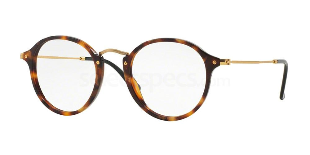 5494 RX2447V Glasses, Ray-Ban