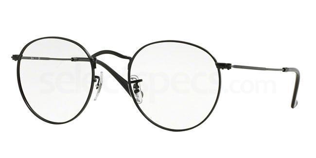 2503 RX3447V ROUND METAL Glasses, Ray-Ban