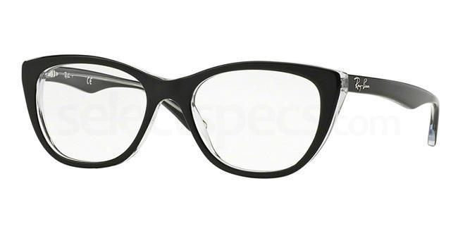 ray-ban-rx5322-cat-eye-glasses-at-selectspecs