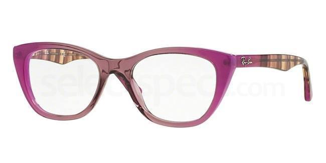 5489 RX5322 Glasses, Ray-Ban