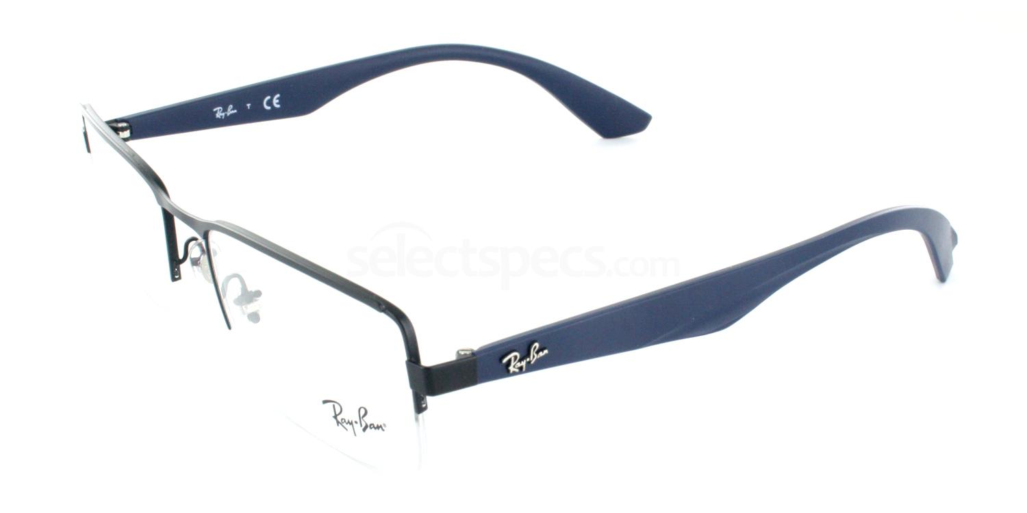 2503 RX6331 Glasses, Ray-Ban
