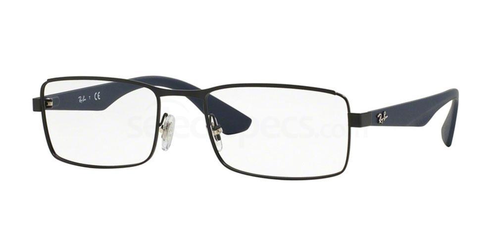 2503 RX6332 Glasses, Ray-Ban
