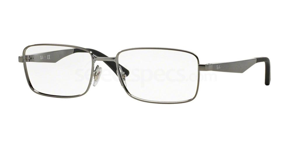 2502 RX6333 Glasses, Ray-Ban