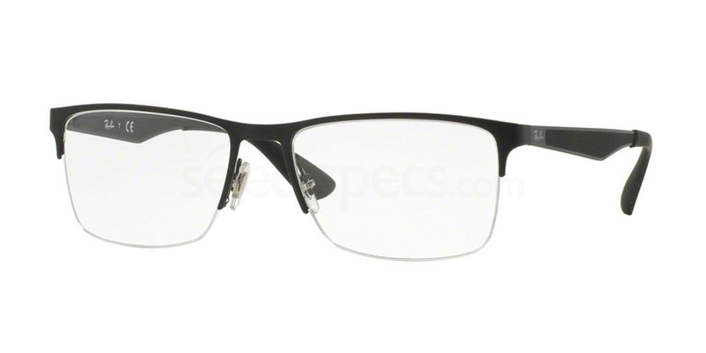 2503 RX6335 Glasses, Ray-Ban