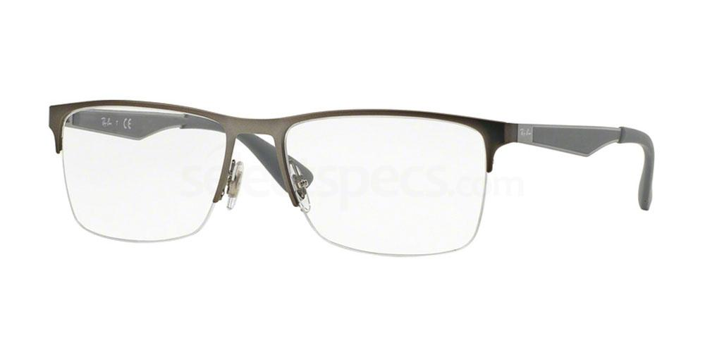 2855 RX6335 Glasses, Ray-Ban