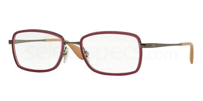 2857 RX6336 Glasses, Ray-Ban