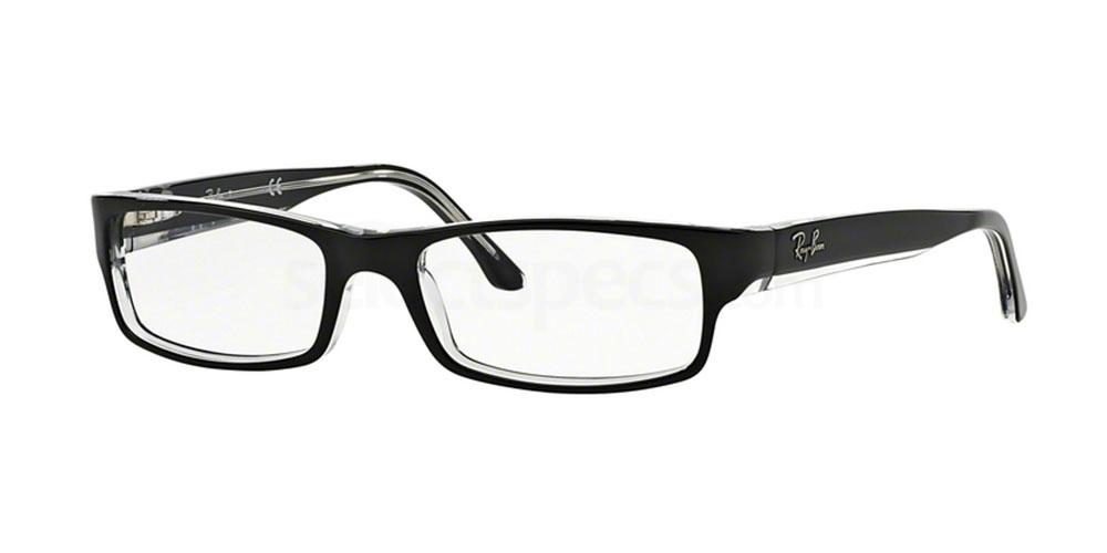 2034 RX5114 Glasses, Ray-Ban