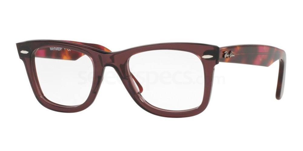 5628 RX5121 - Original Wayfarer Glasses, Ray-Ban
