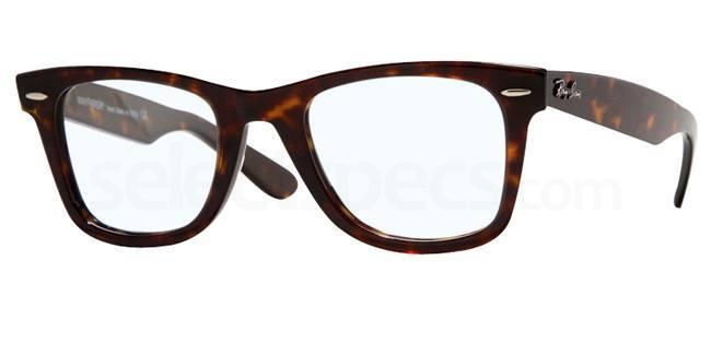 Ray Ban RX5121 Original Wayfarer glasses