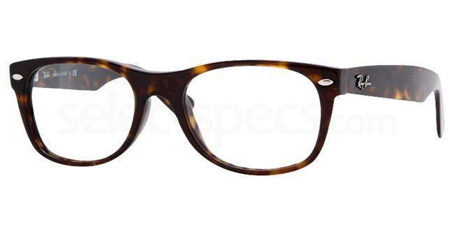 Ray Ban RX5184 - New Wayfarer (1/3) glasses