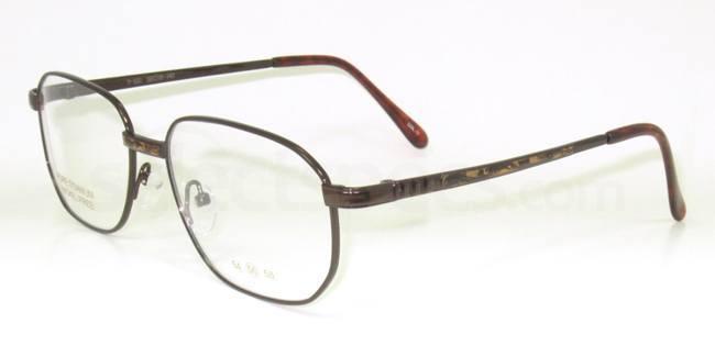 COL 11 T-520 Titanium Glasses, Stellar