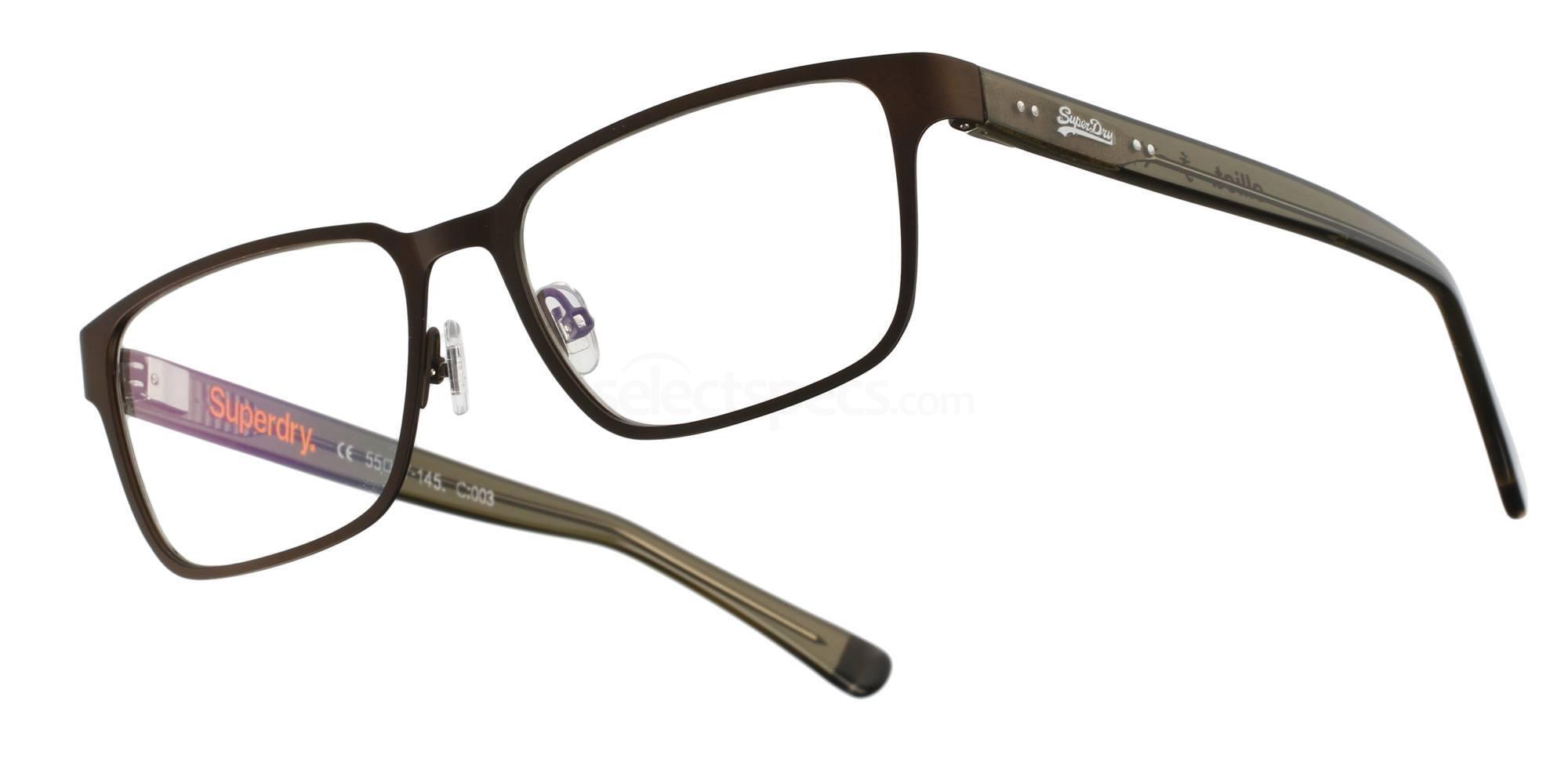 003 SDO-ELLIOT Glasses, Superdry