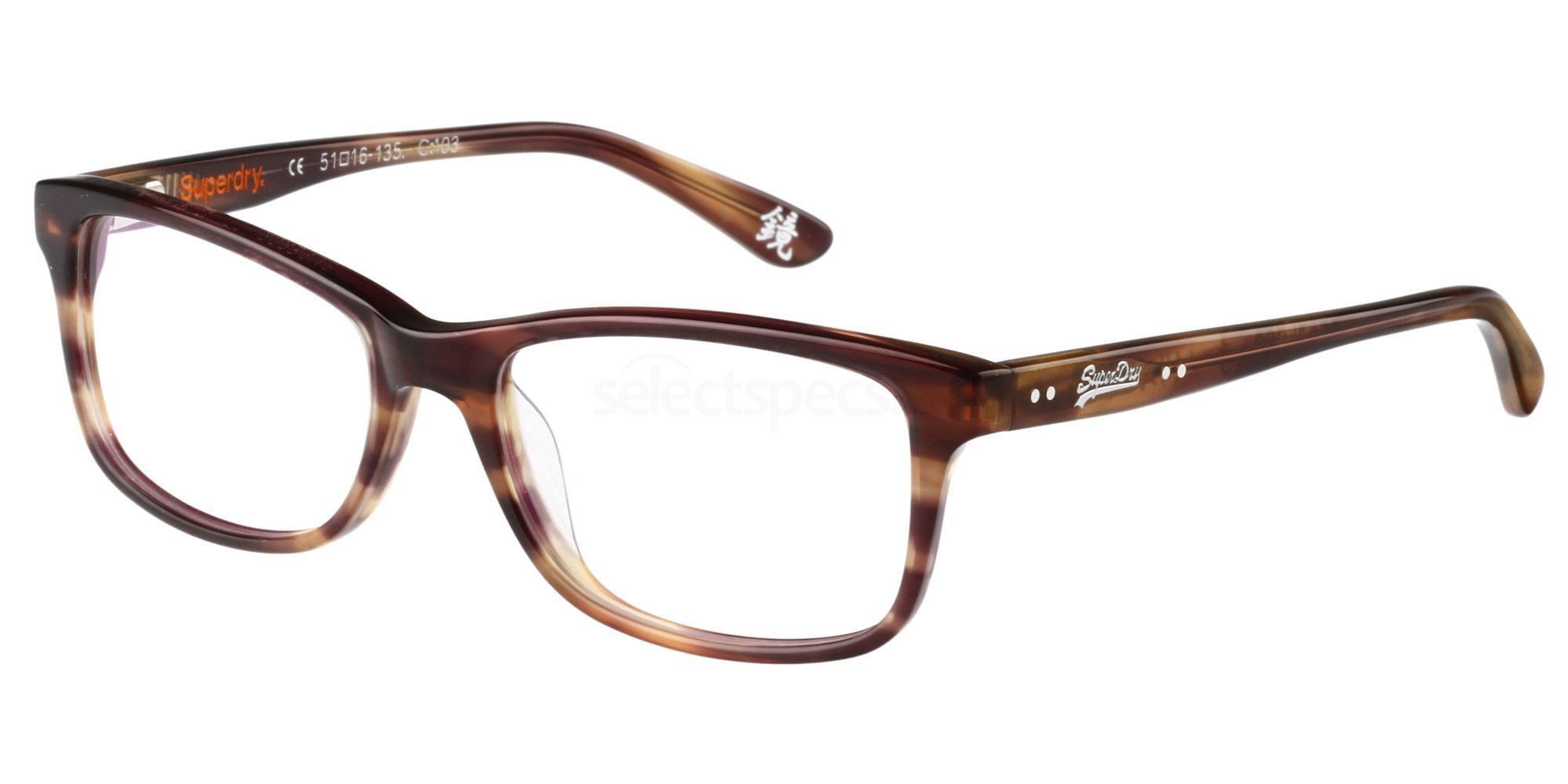 103 SDO-15002 Glasses, Superdry
