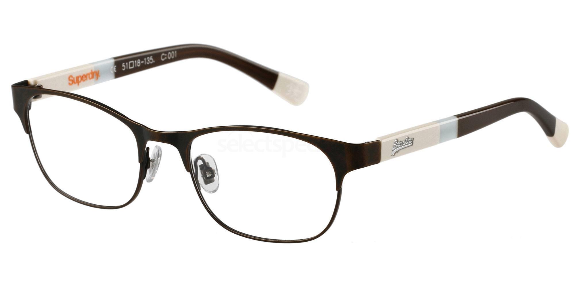 001 SDO-DOLLIE Glasses, Superdry