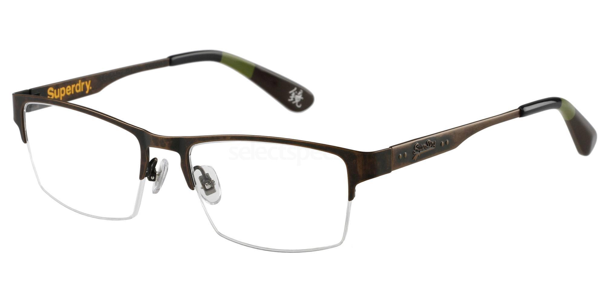 003 SDO-JIMMY Glasses, Superdry