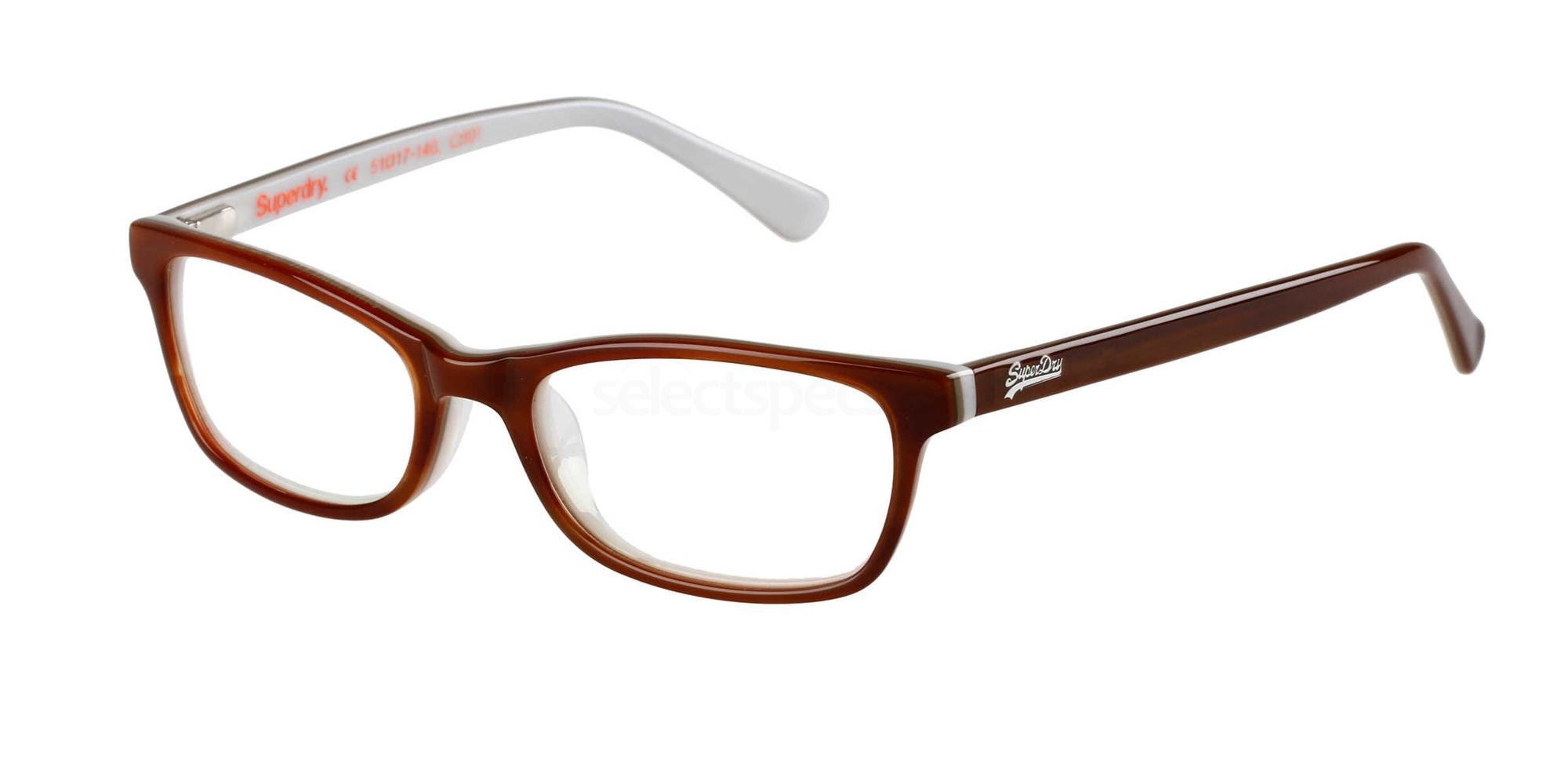 101 SDO-ASHLEIGH Glasses, Superdry