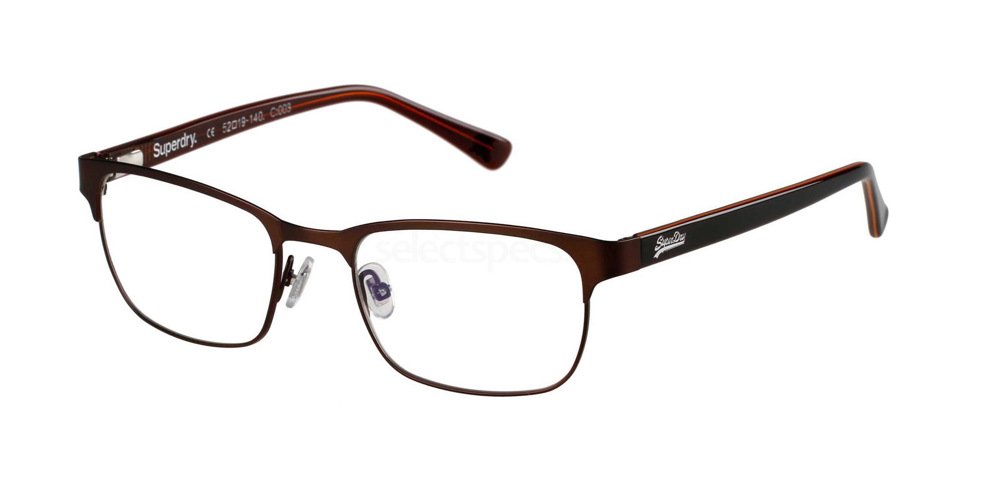 003 SDO-CARTER Glasses, Superdry