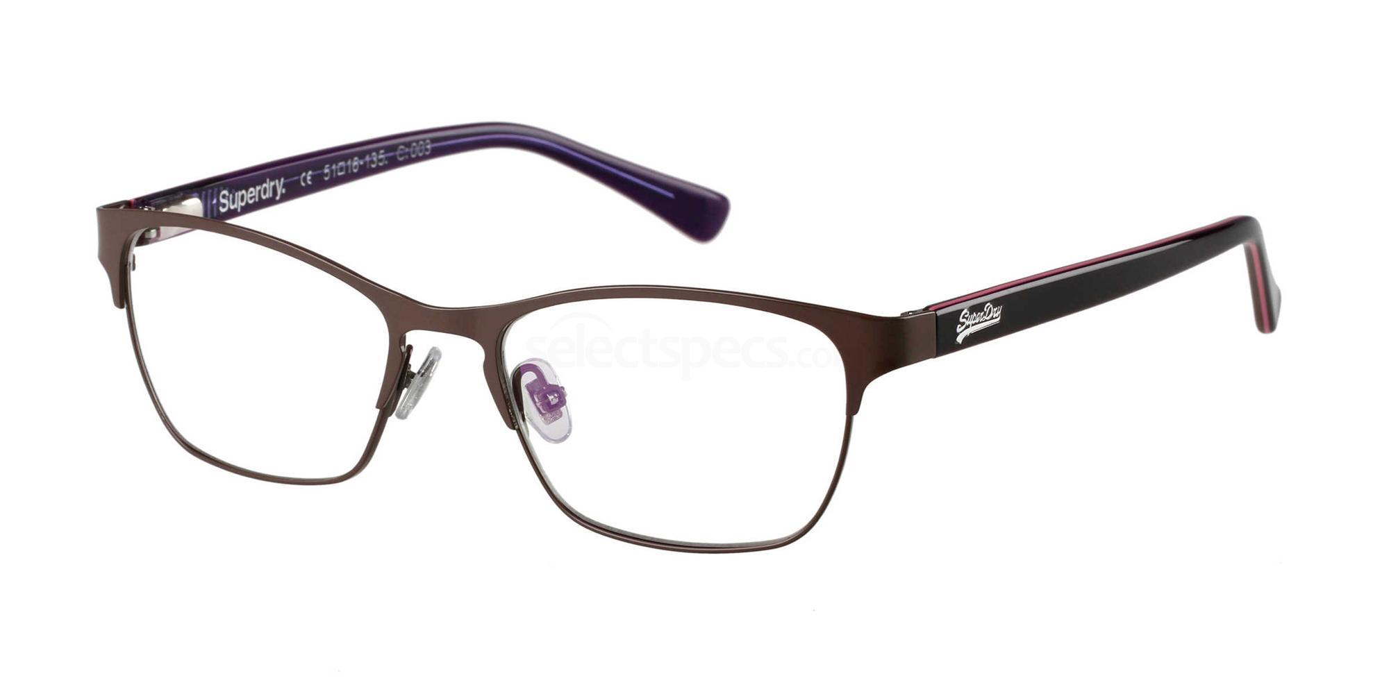 003 SDO-MILA Glasses, Superdry