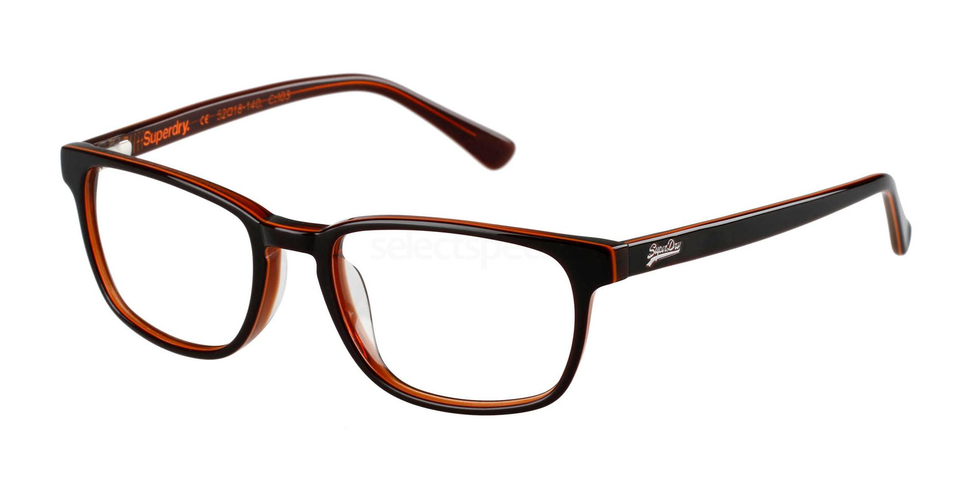 103 SDO-QUINN Glasses, Superdry
