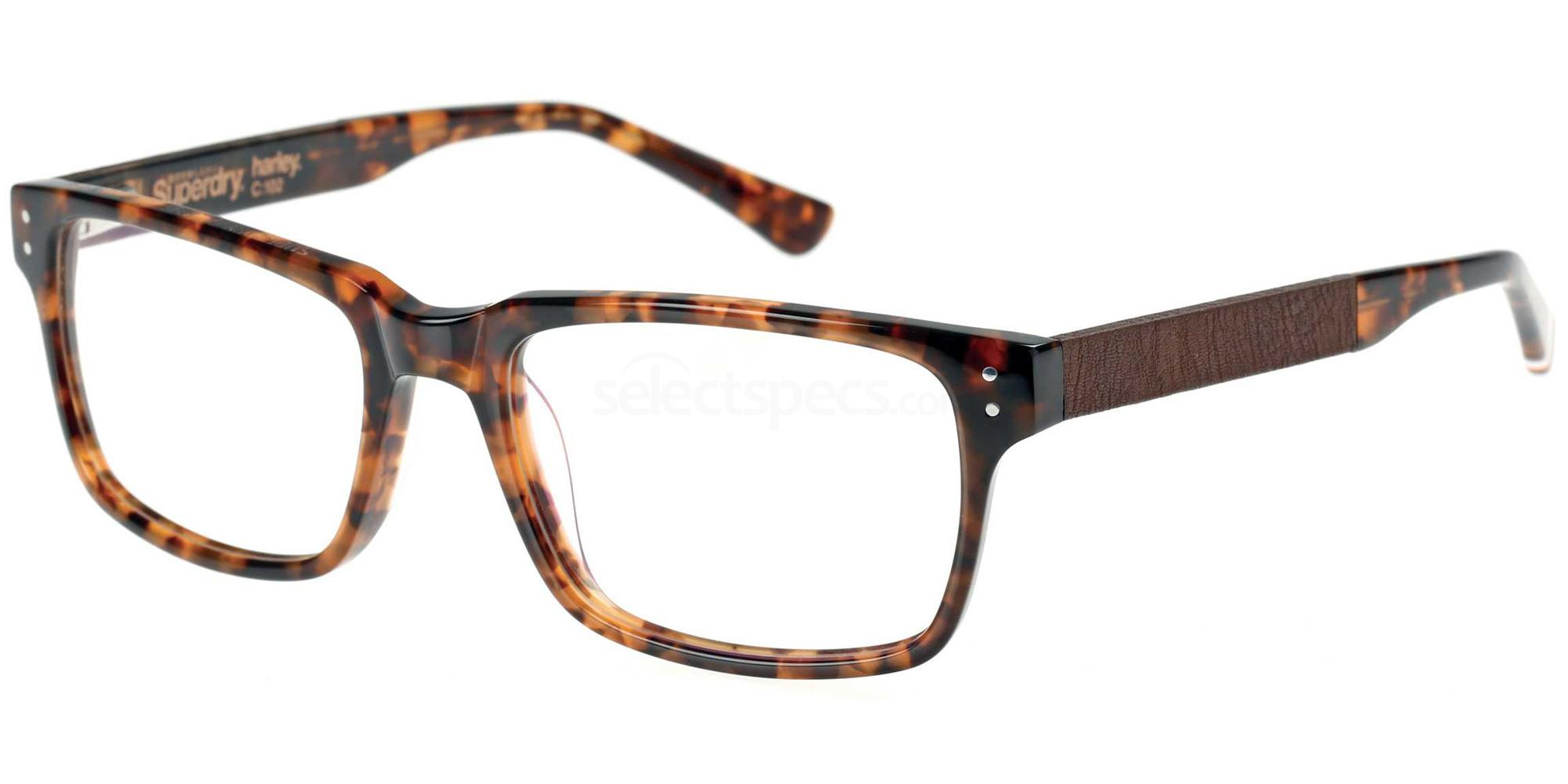 102 SDO-HARLEY Glasses, Superdry