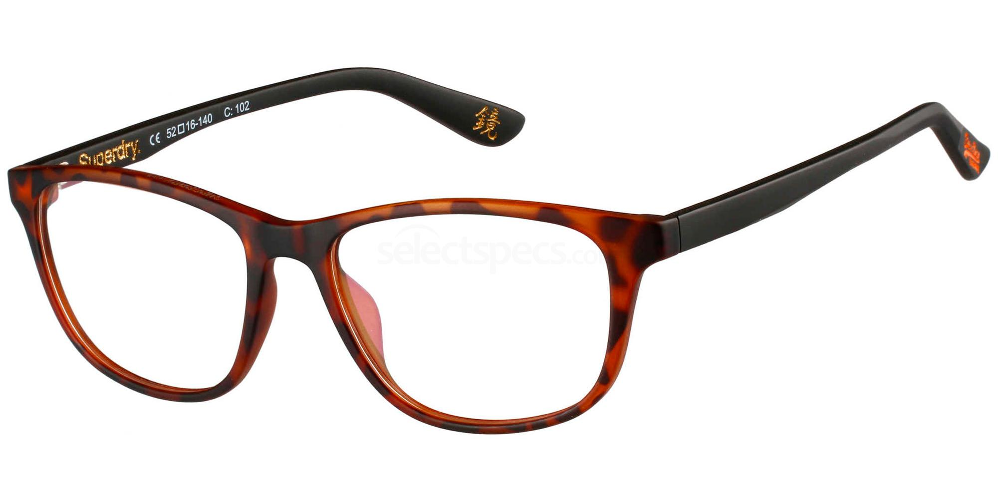 102 SDO-HARU Glasses, Superdry