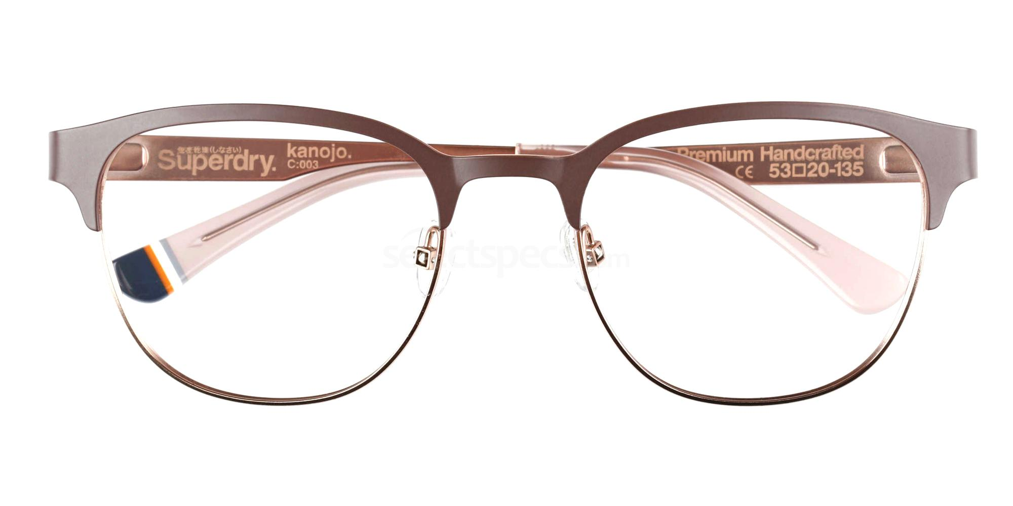 003 SDO-KANOJO Glasses, Superdry