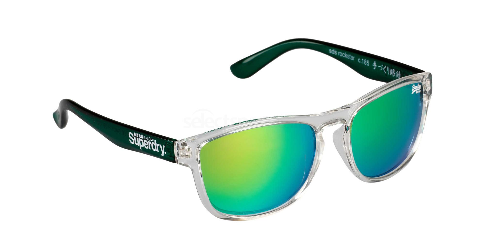 185 SDS-ROCKSTAR Sunglasses, Superdry
