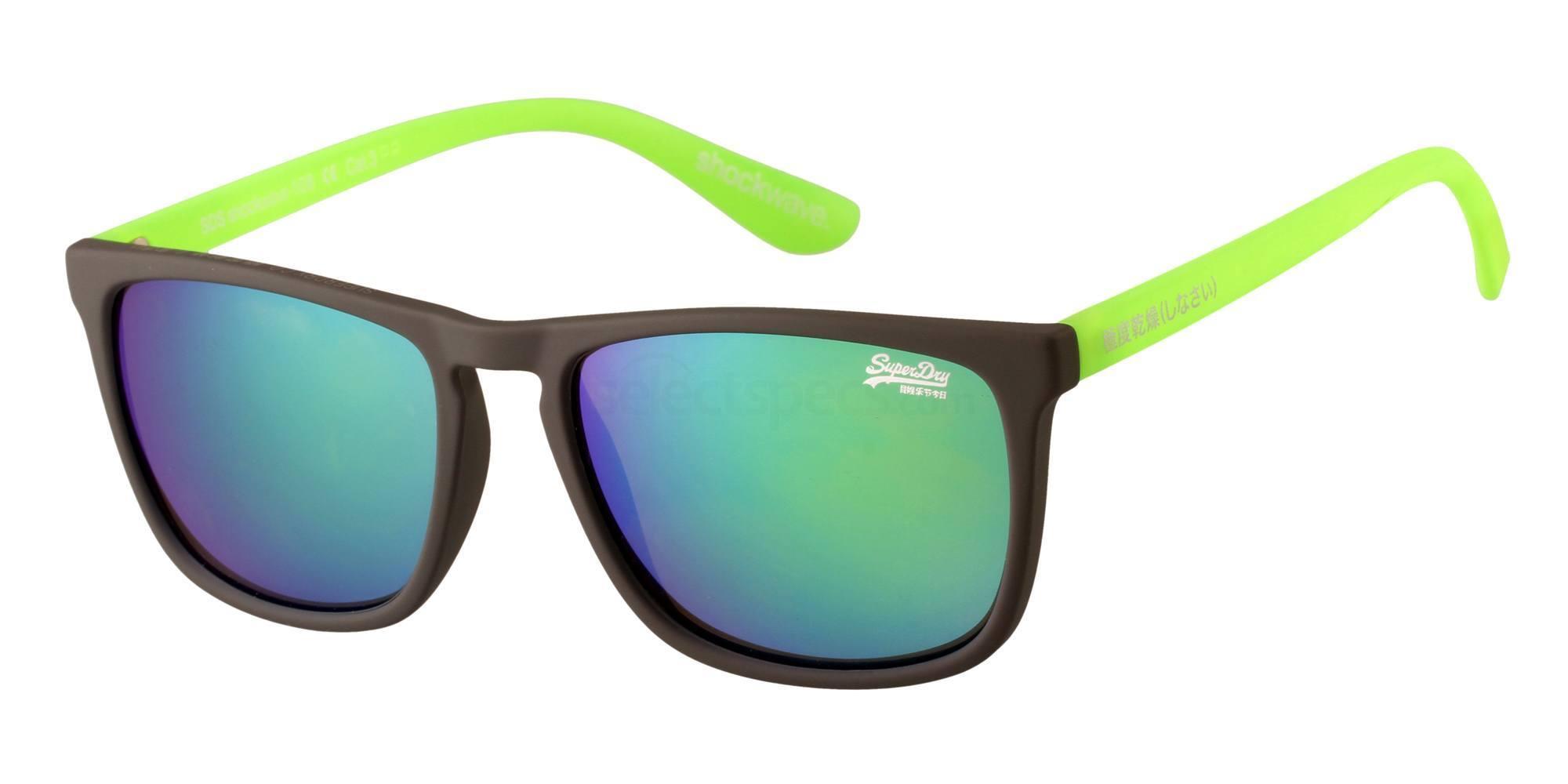 108 SDS-SHOCKWAVE Sunglasses, Superdry