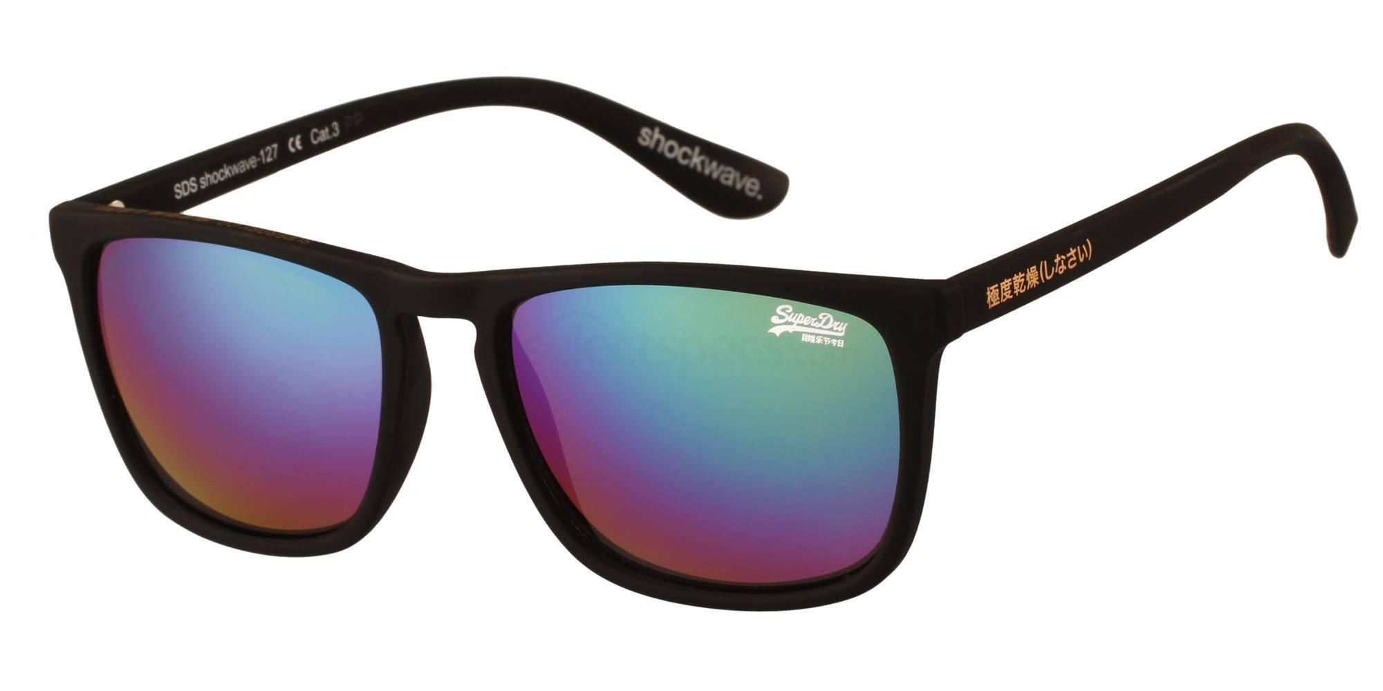 127 SDS-SHOCKWAVE Sunglasses, Superdry