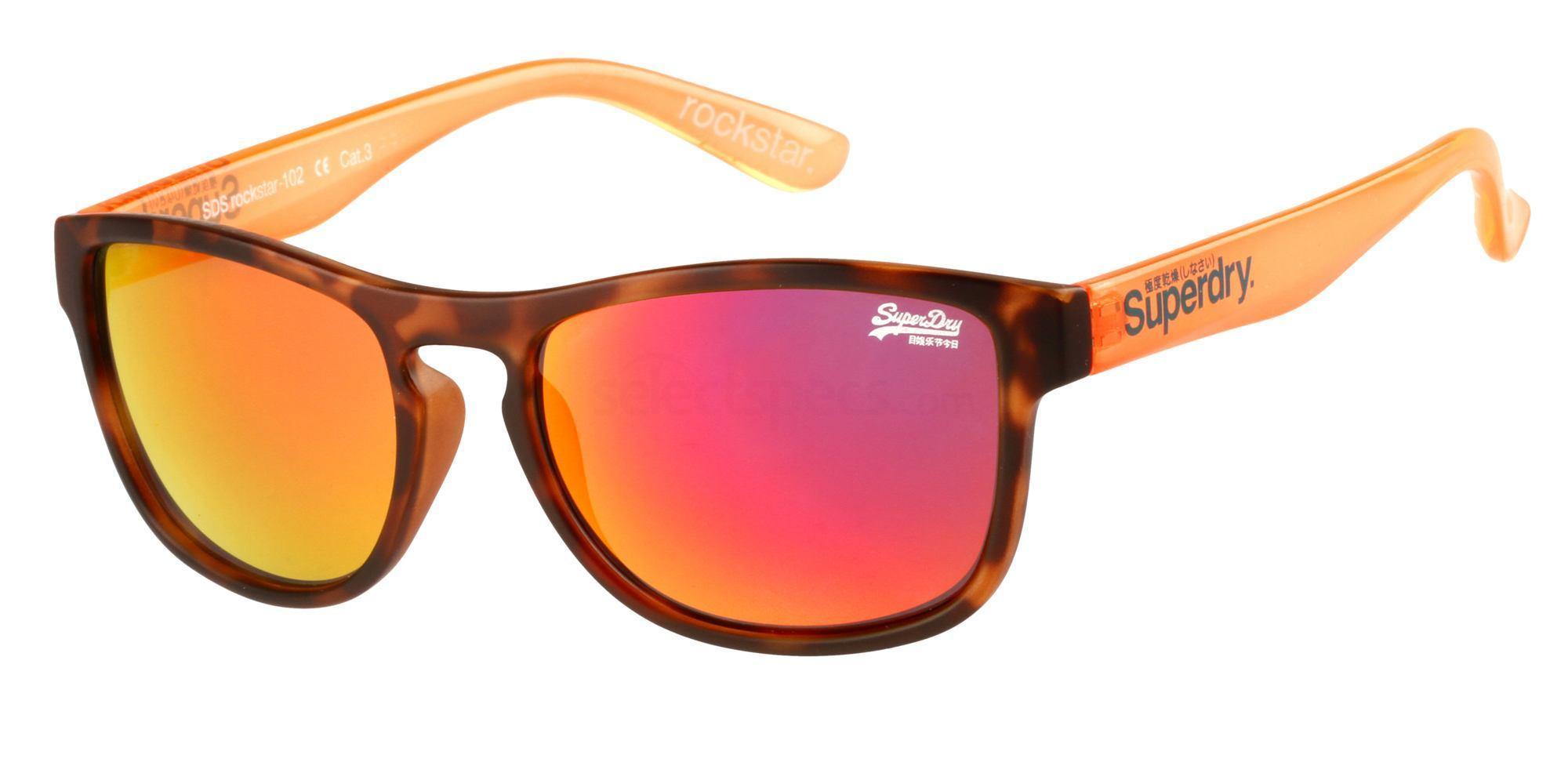 102 SDS-ROCKSTAR ST Sunglasses, Superdry