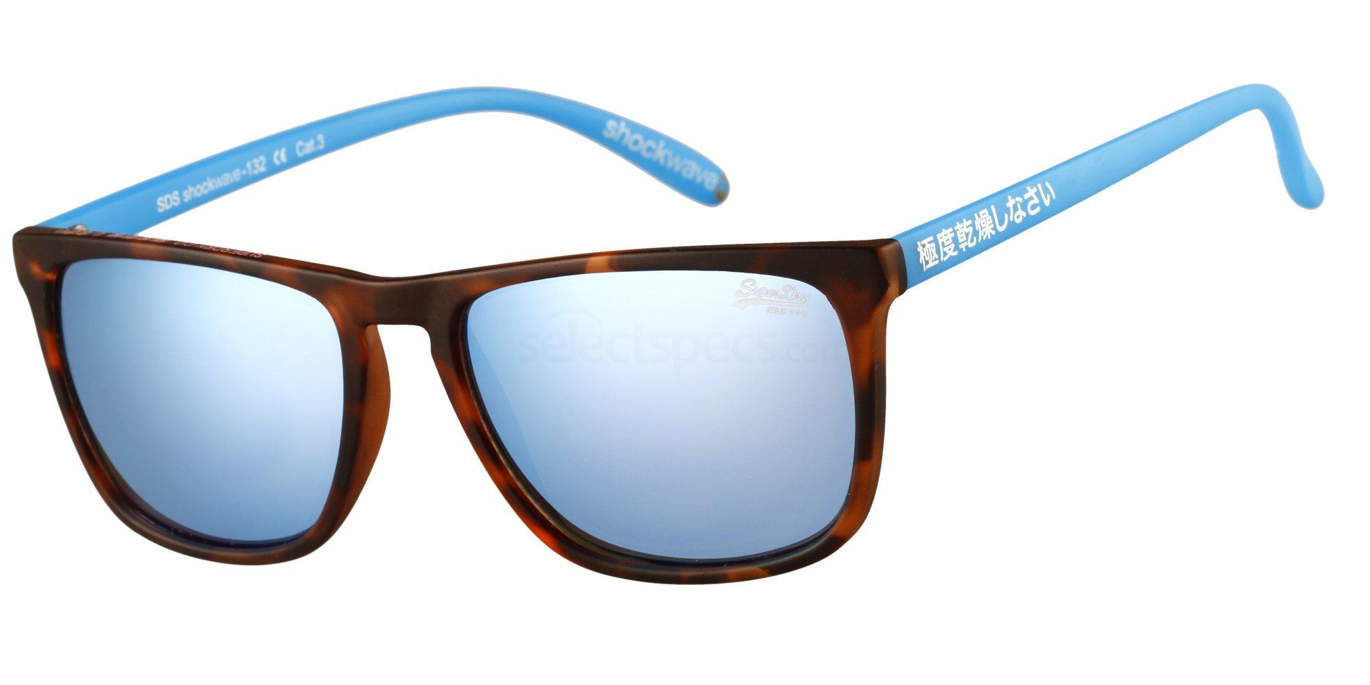 105 SDS-SHOCKWAVE ST Sunglasses, Superdry
