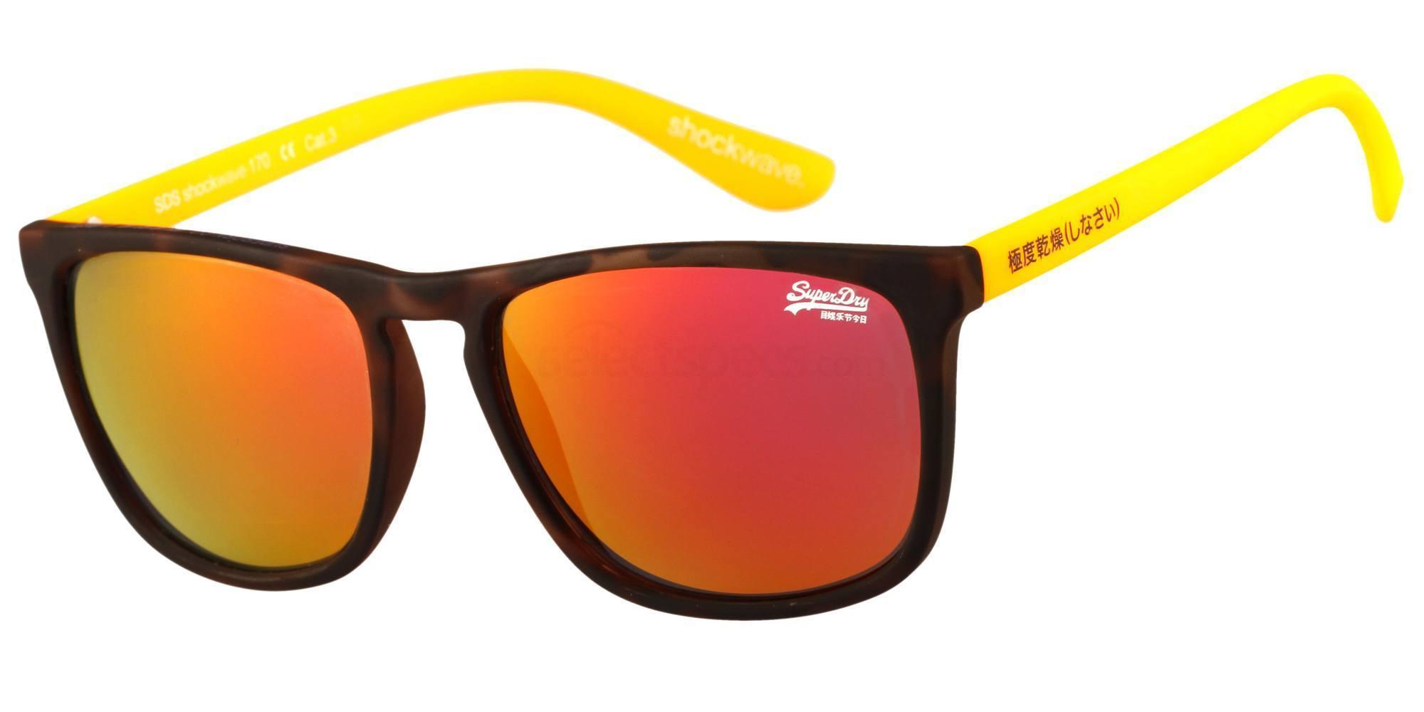 170 SDS-SHOCKWAVE ST Sunglasses, Superdry