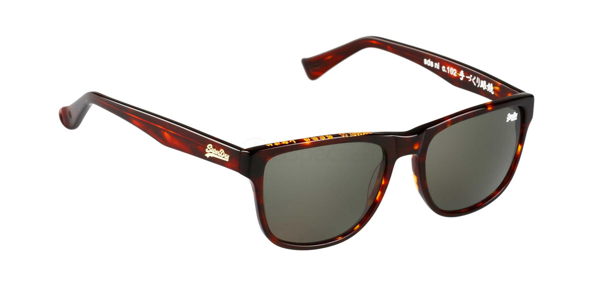 102 SDS-NI Sunglasses, Superdry