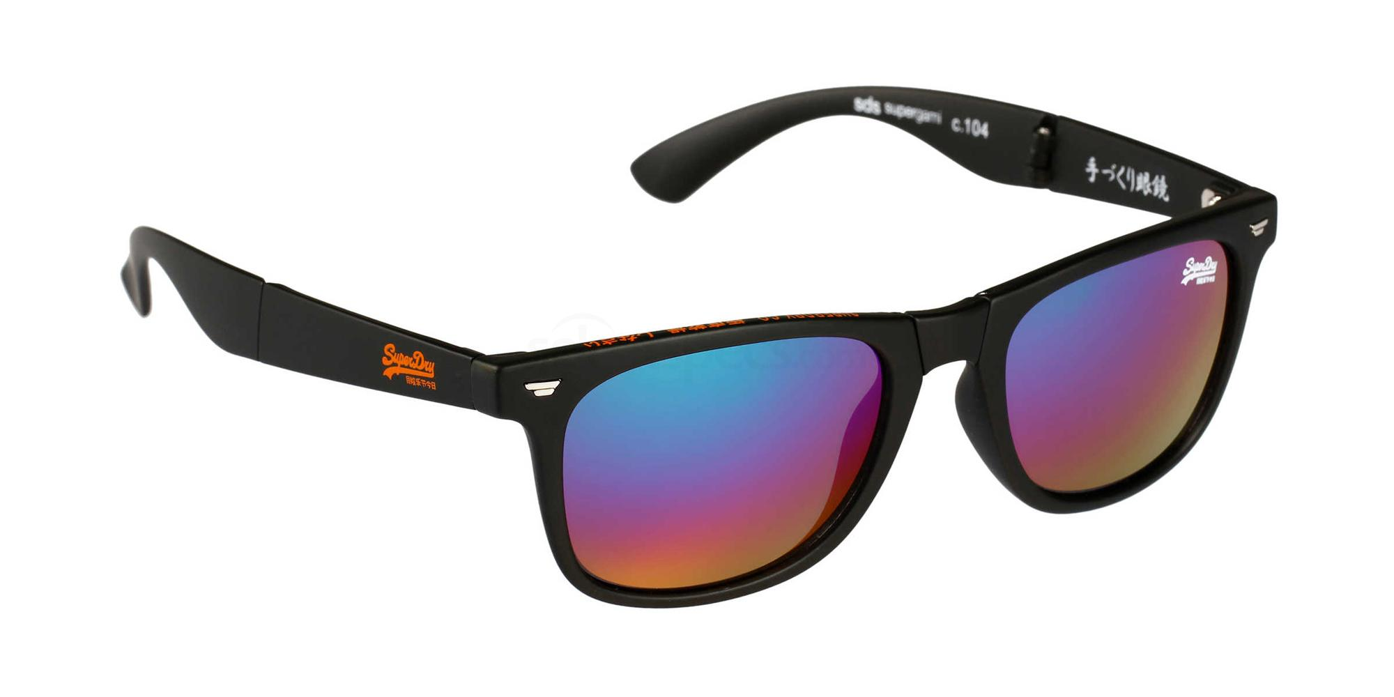 104 SDS-SUPERGAMI Sunglasses, Superdry