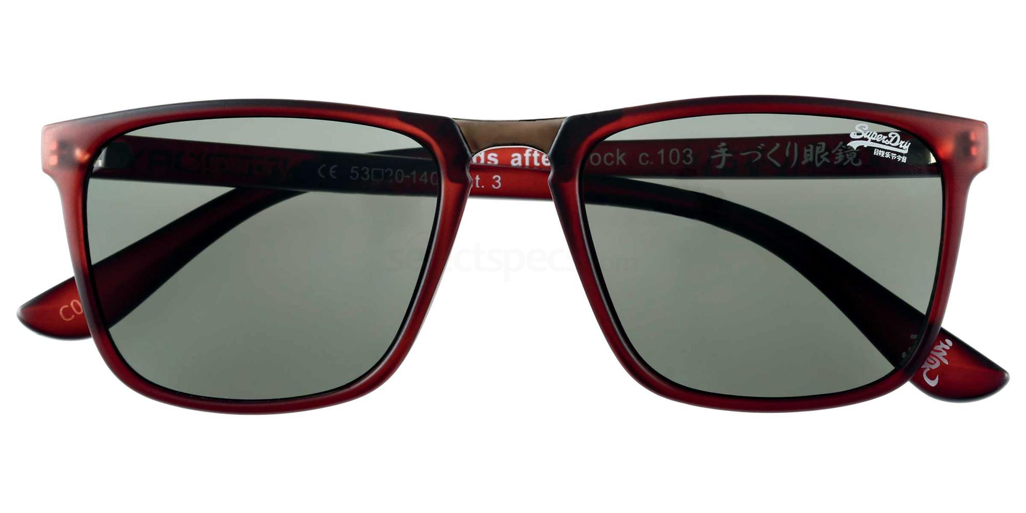 103 SDS-AFTERSHOCK Sunglasses, Superdry