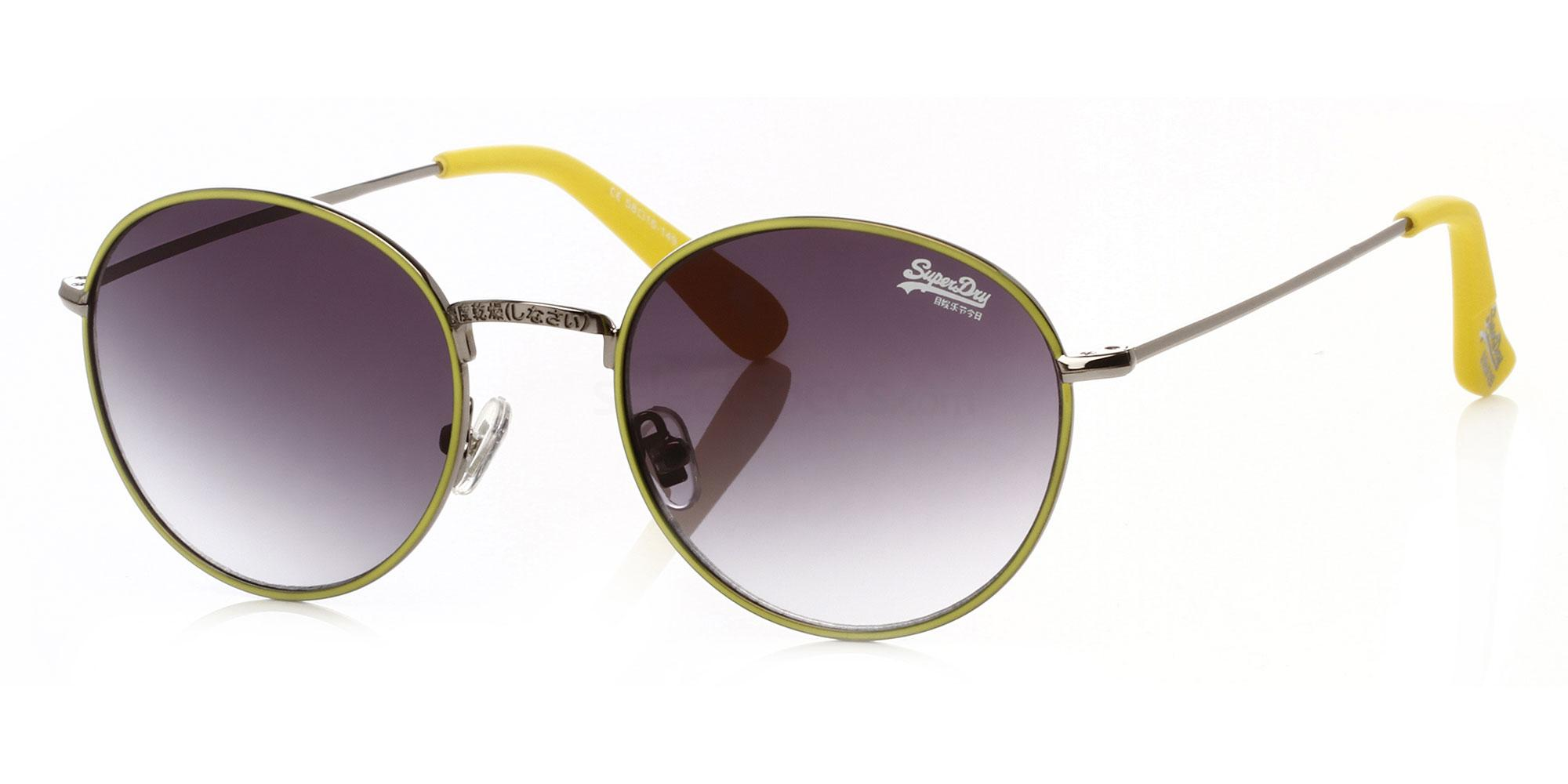 Superdray violet sunglasses