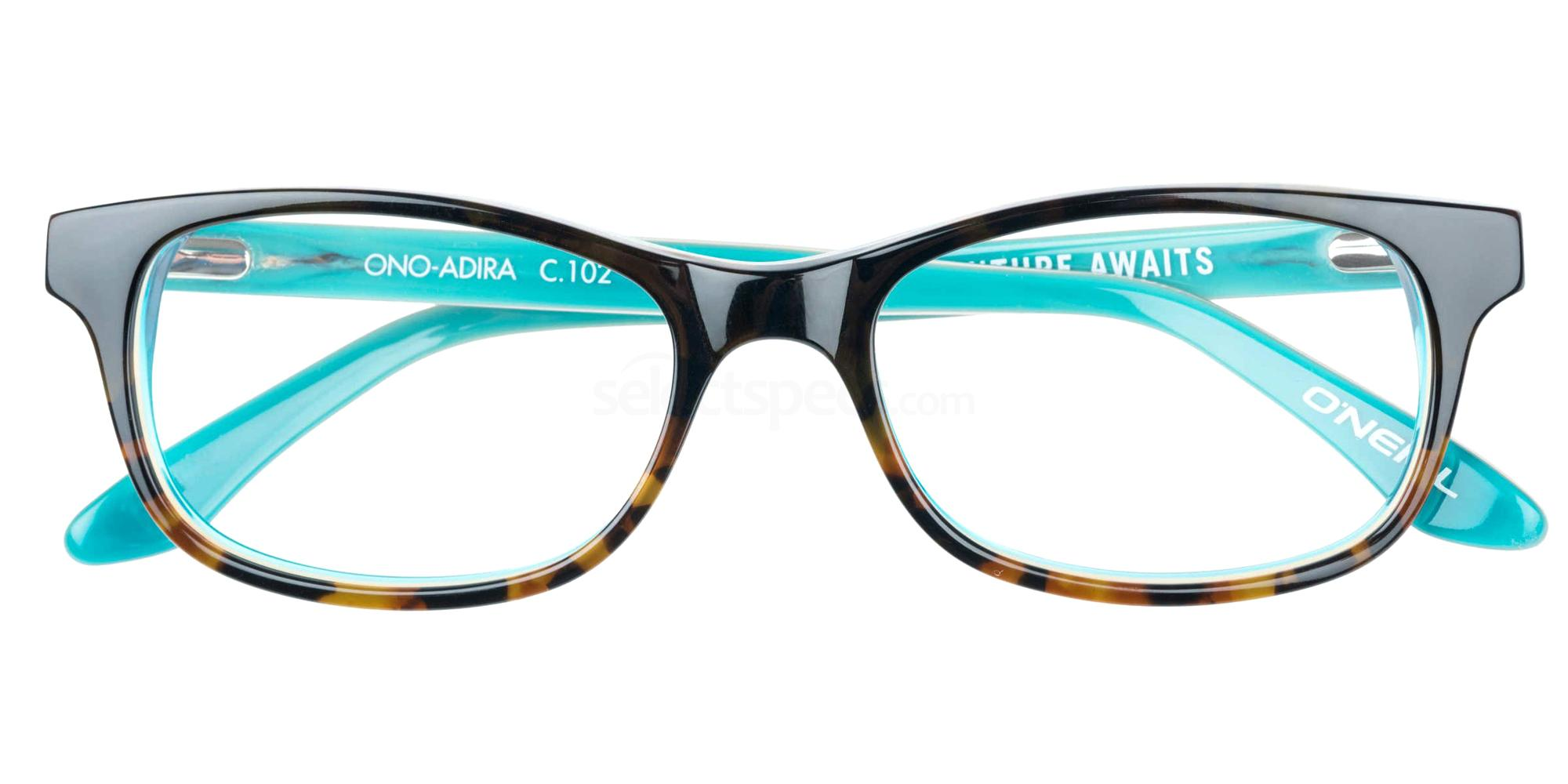 102 ONO-ADIRA Glasses, O'Neill