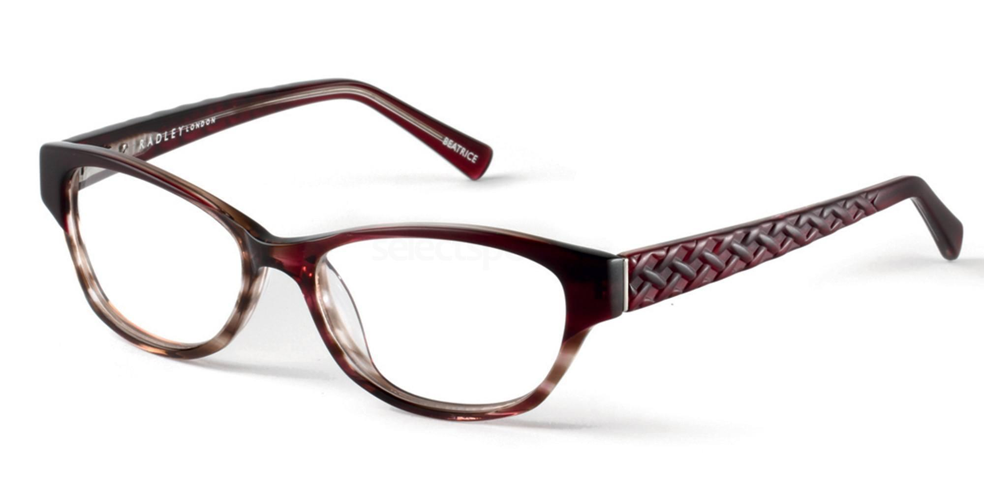 162 RDO-BEATRICE Glasses, Radley London