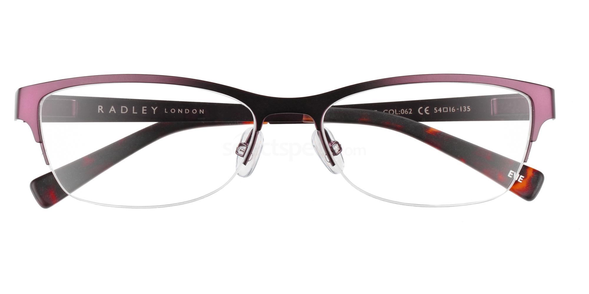 062 RDO-EVIE Glasses, Radley London