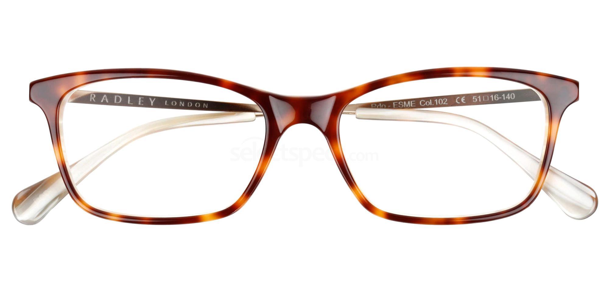 102 RDO-ESME Glasses, Radley London