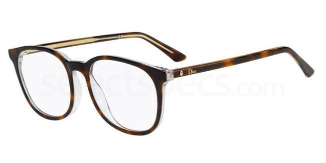 U61 MONTAIGNE34 Glasses, Dior